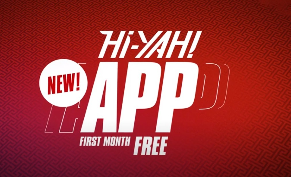 Hi-YAH app
