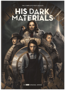 His Dark Materials Season 1 DVD Blu-ray