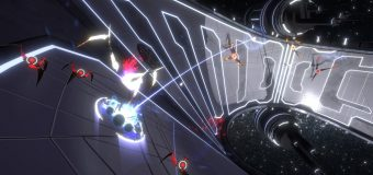 """Curved Space"" Will Bring Something New to Arcade Shooters This Fall"