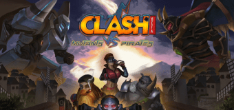 """MOBA Clash: Mutants vs Pirates"" Coming to Steam This June!"