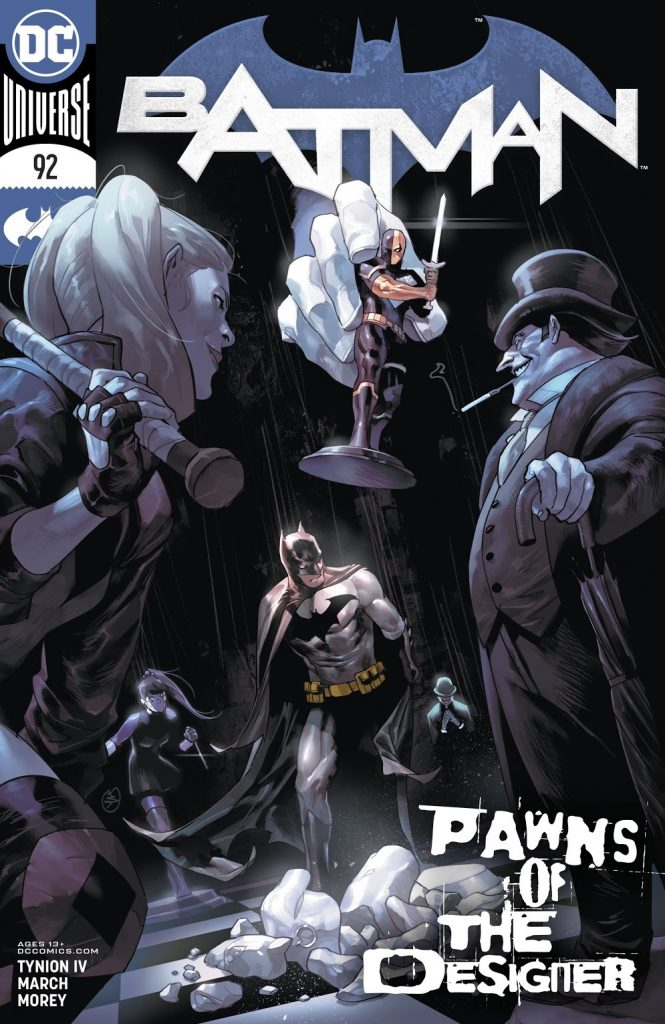 Batman issue 92 review
