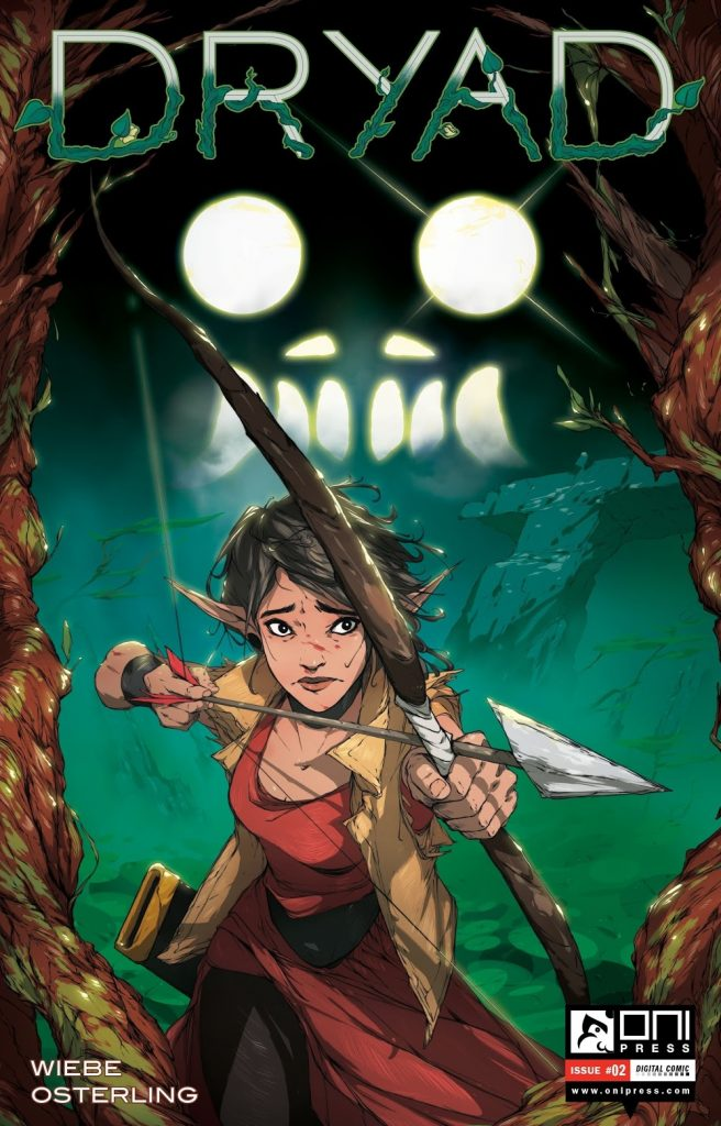 Dryad Issue 2 review