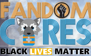 Fandom Cares Black Lives Matter Auction