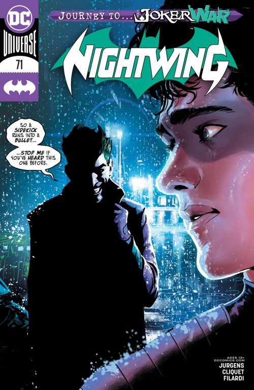 Nightwing Issue 71