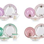 Disney Princess Dinnerware sets Collection 2