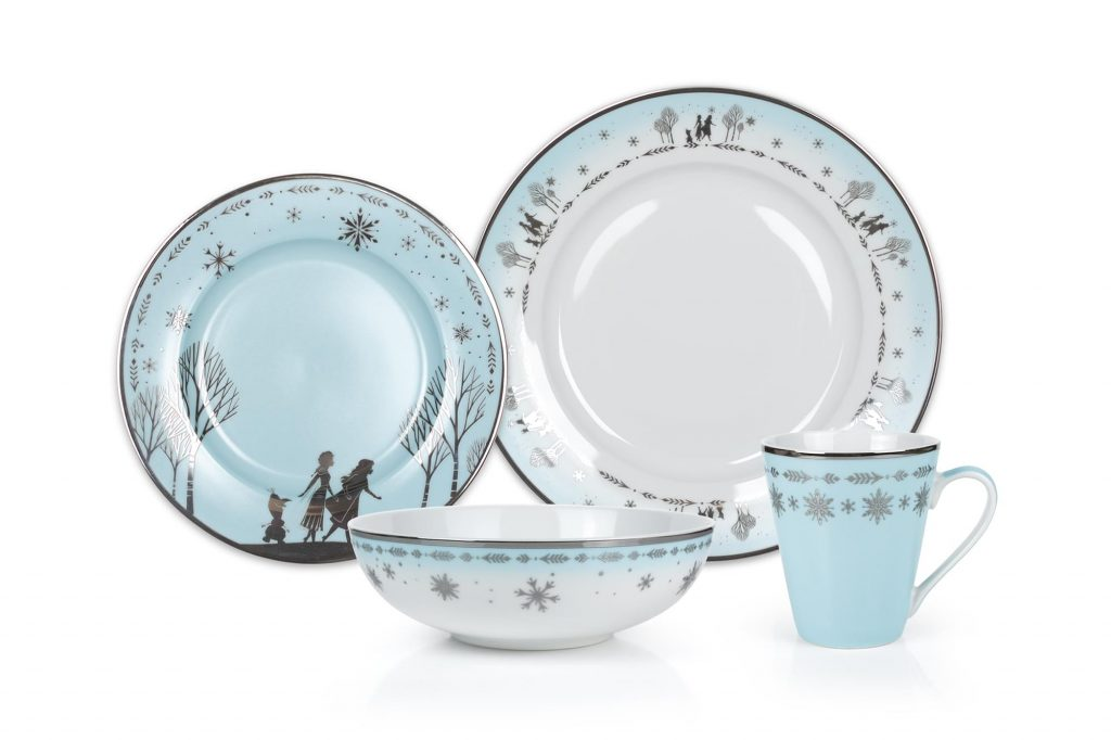 Frozen 2 themed Dinnerware Set