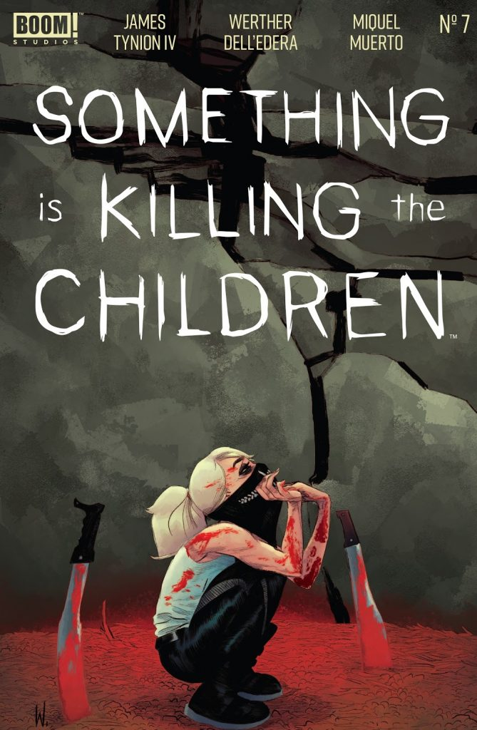 Something is Killing the Children Issue 7 review