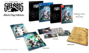 Curse of the Sea Rats Nintendo PS4 Edition