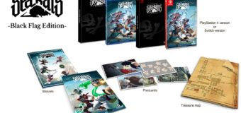 """""""Curse of the Sea Rats"""" Gets Switch And PS4 Limited Physical Edition For Kickstarter Backers!"""