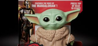 Now You, Too, Can Punch Baby Yoda…. But Why Though???