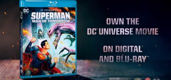 """Superman: Man of Tomorrow"" Gets Digital and 4K UHD Release Dates!"