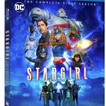 Stargirl season 1 Blu-ray DVD release
