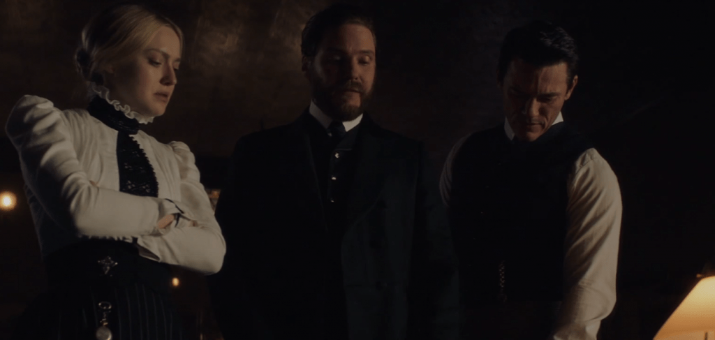 'Something Wicked' The Alienist Angel of Darkness episodes 1 and 2 review