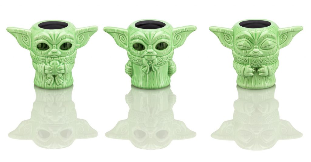 Baby Yoda Geeki Tiki Toynk