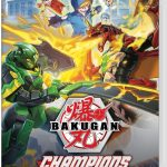 Bakugan Champions of Vestroia game