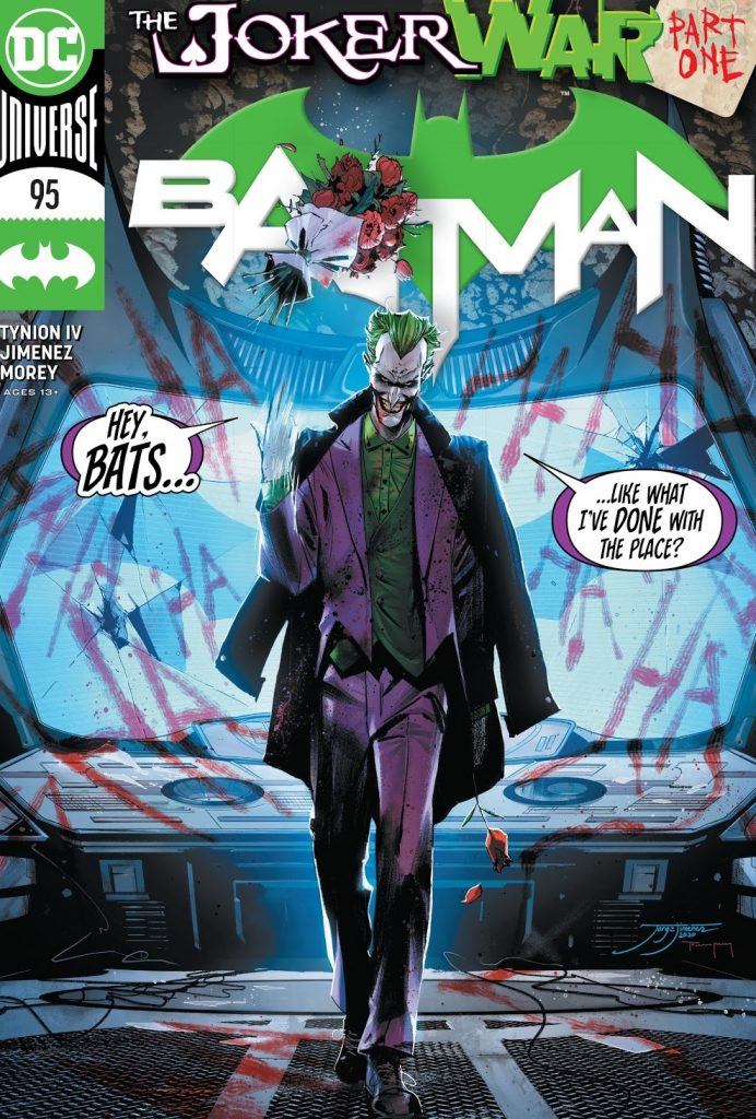 Batman Issue 95 review