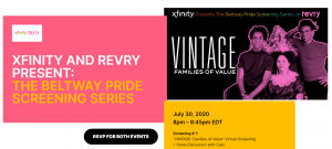 Betlway Pride Screening Series