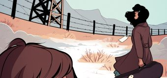 """Memory is a Powerful Weapon – """"Displacement"""" Graphic Novel Review"""
