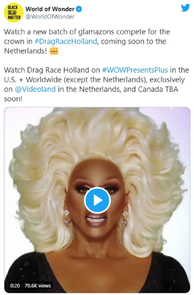 Drag Race Holland 2020