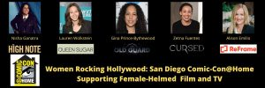 Women Rock Hollywood