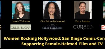 Women Rocking Hollywood 2020: SDCC@Home Panel