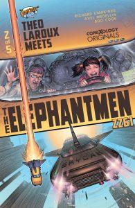 Elephantmen Season 3 Issue 2