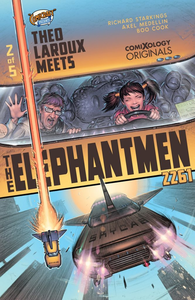 Elephantmen Season 3 Issue 2