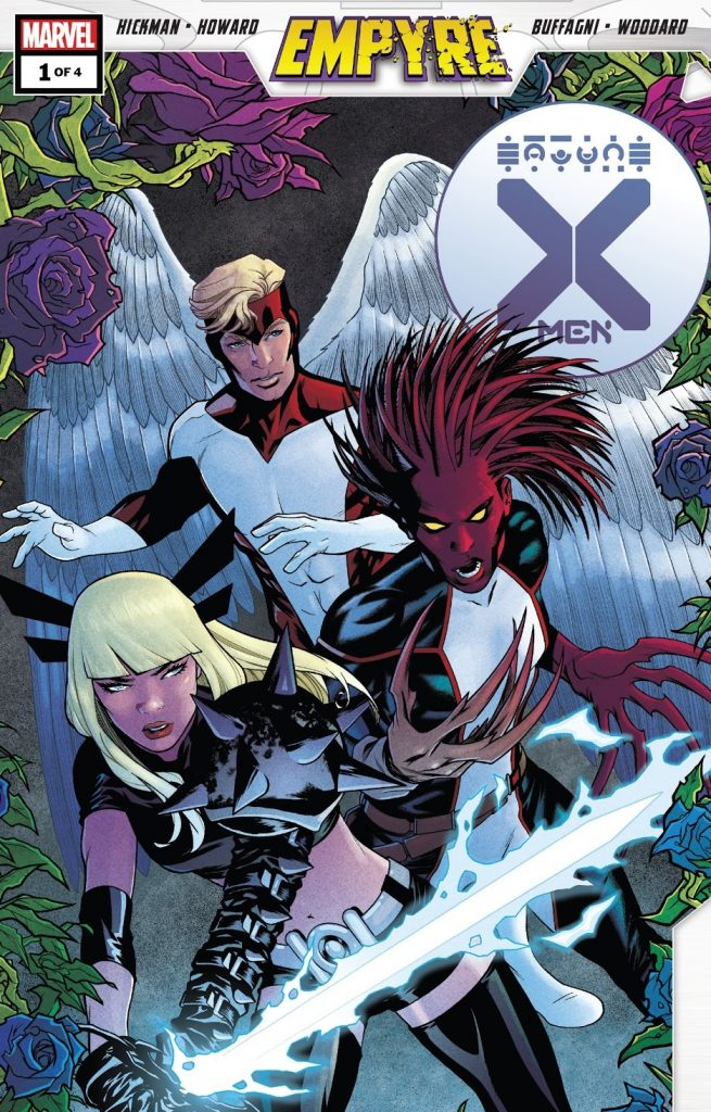 Empyre X-Men 1 review