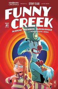 Funny Creek Comic book