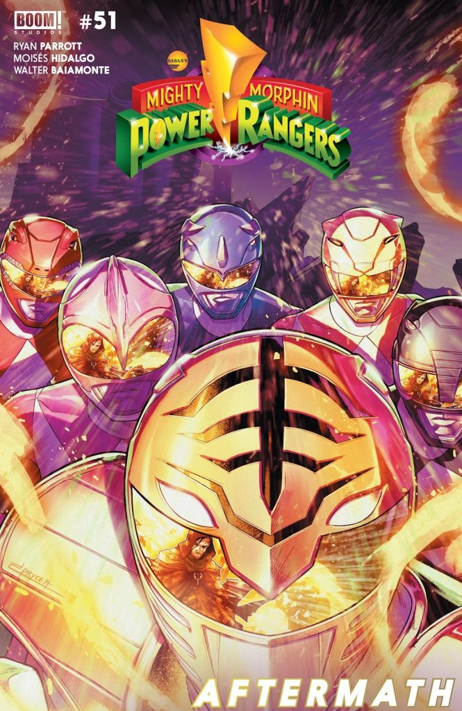 Mighty Morphin Power Rangers 51 review