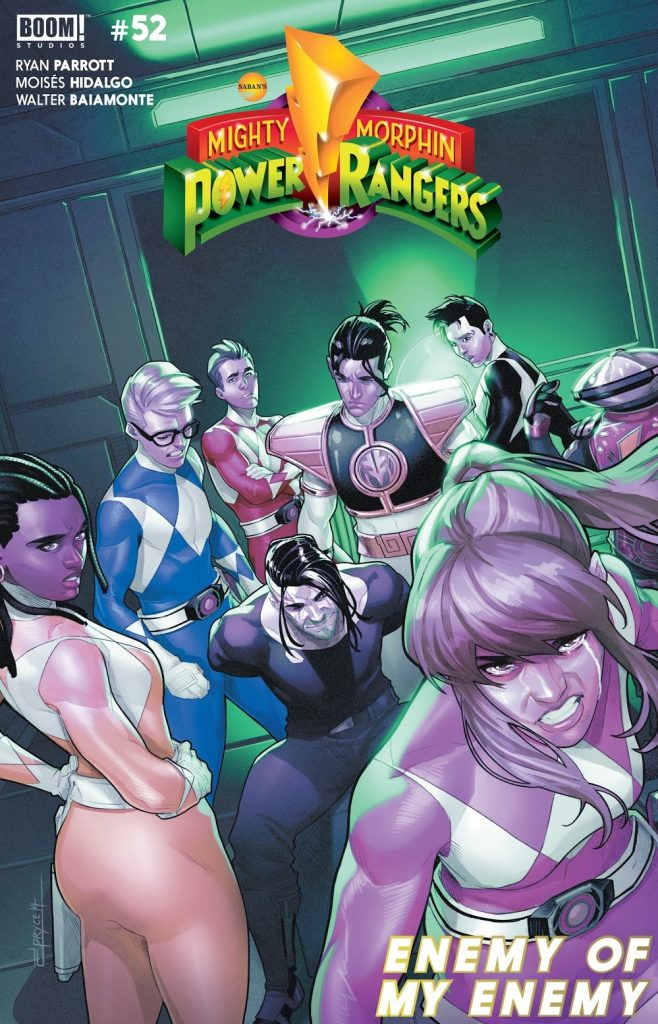 Mighty Morphin Power Rangers Issue 52 review