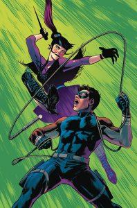 Nightwing Issue 72