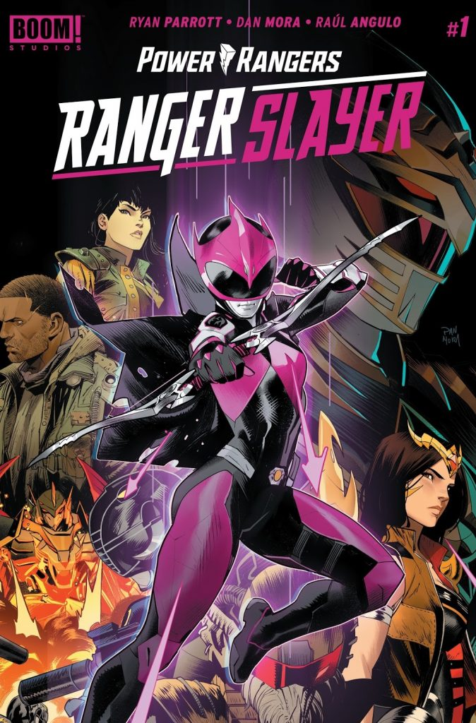 Ranger Slayer Issue 1 review