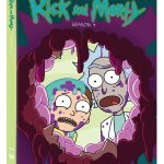Rick and Morty Season 4 Blu-ray DVD release