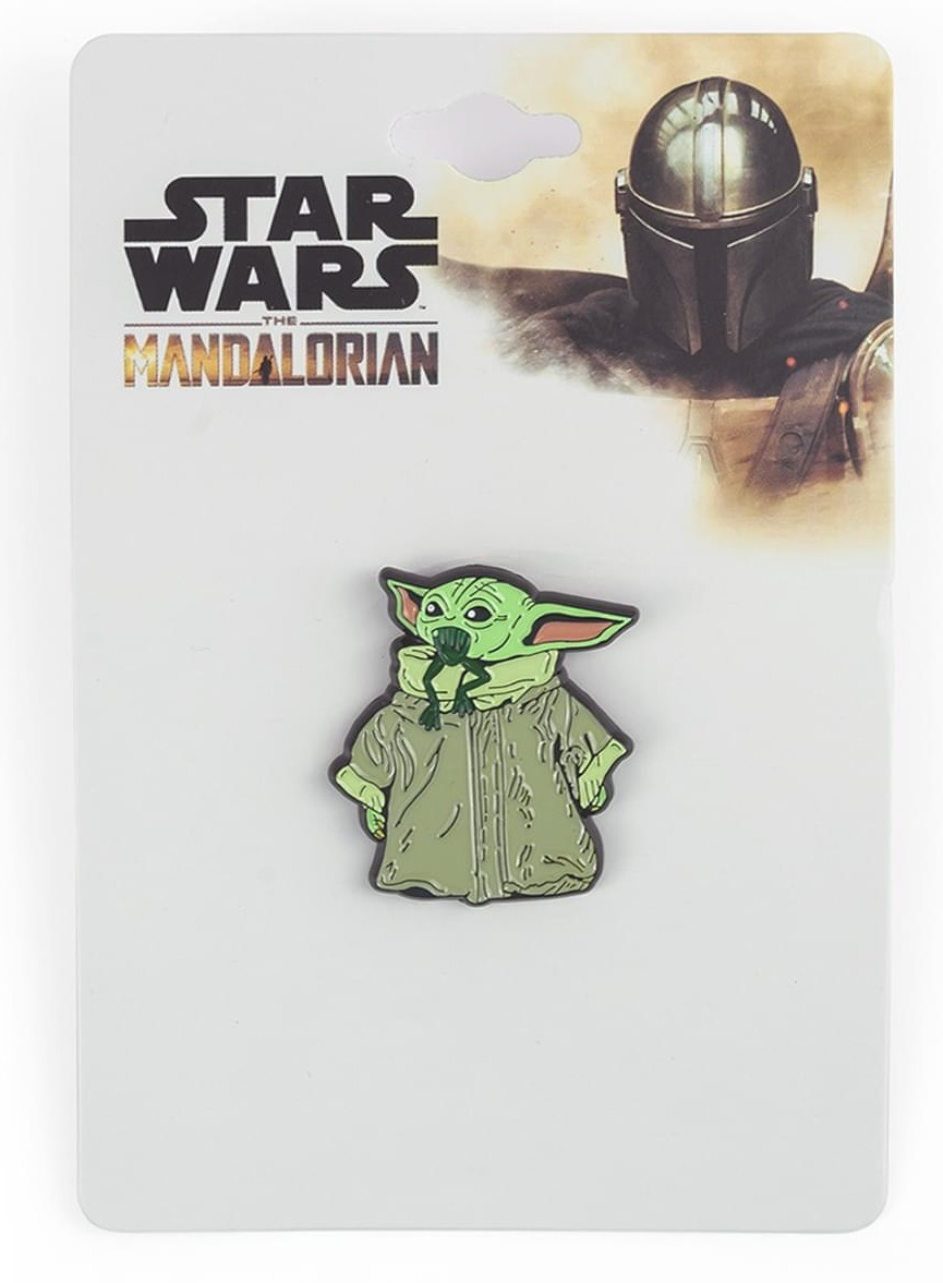 Star Wars The Madalorian Baby Yoda The Child Pin Toynk