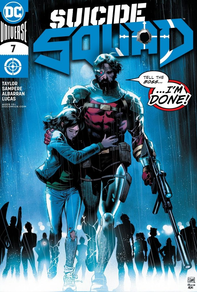 Suicide Squad Issue 7 review