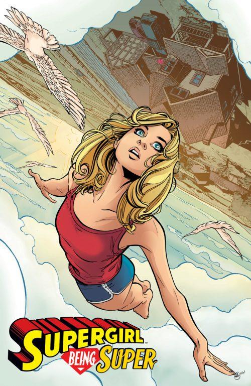 Supergirl: Being Super