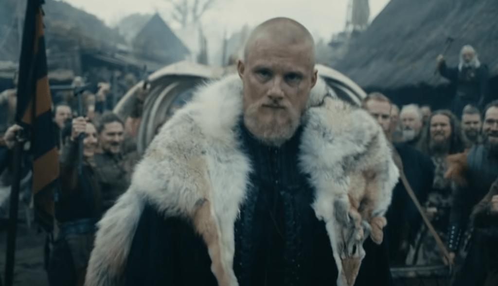 Vikings season 6 dvd Blu-ray release