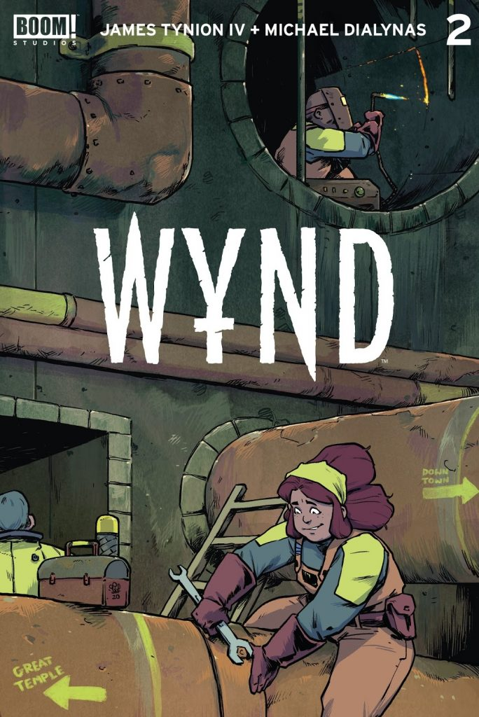 Wynd Issue 2 review