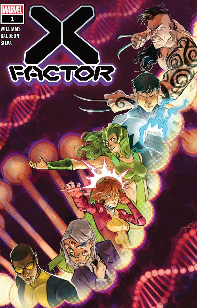 X-Factor Issue 1 review