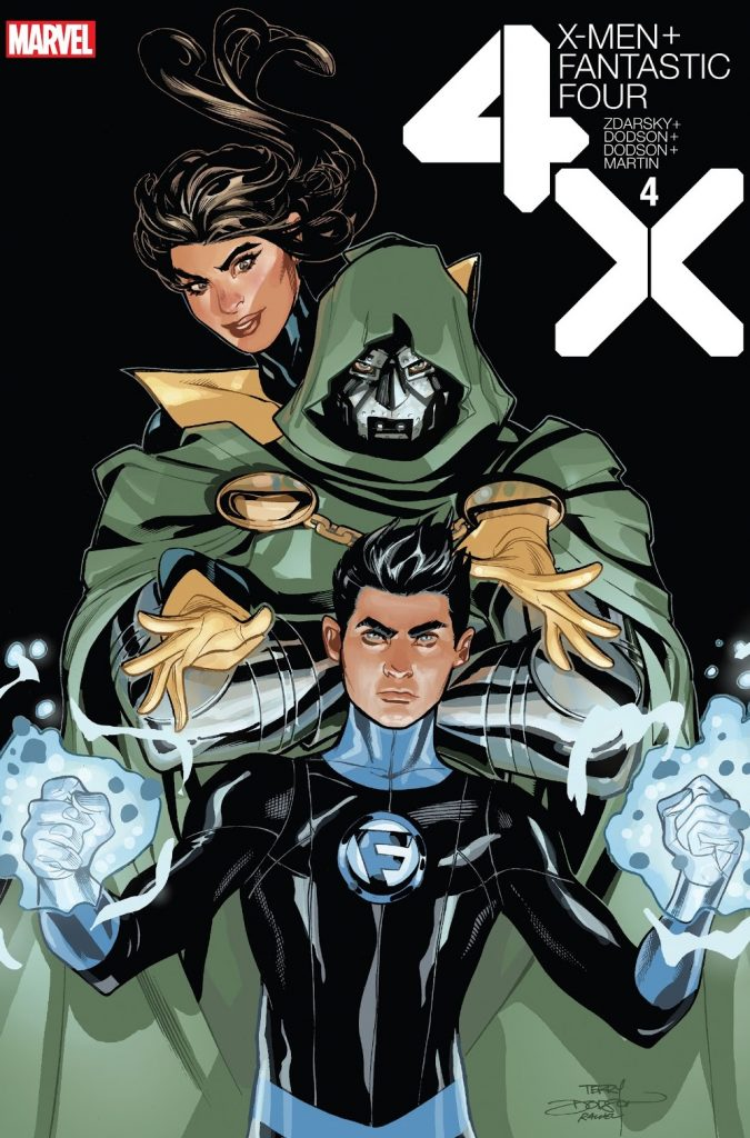 X-Men and the Fantastic Four Issue 4 review