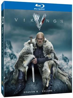 Vikings Season 6 Blu-ray DVD