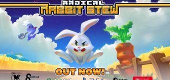 """Radical Rabbit Stew"" – Highly Enjoyable Puzzle Game – Review (Nintendo Switch)"