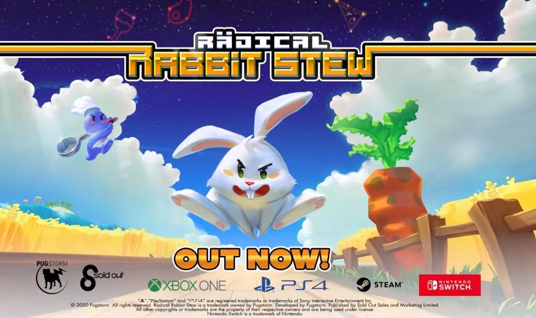 radical rabbit stew game review nintendo switch
