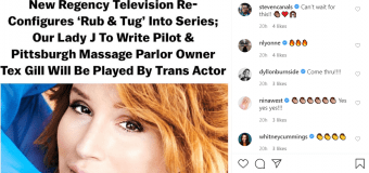 """After Scarlett Johansson's Exit, """"Rub & Tug"""" to Live as Potential TV Series"""