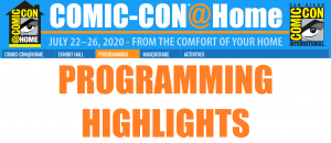 SDCC 2020 Panel Highlights