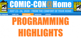What to Watch: SDCC@Home Edition