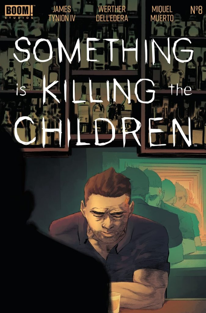 something is killing the children issue 8 review