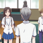 Fruits Basket Student Council