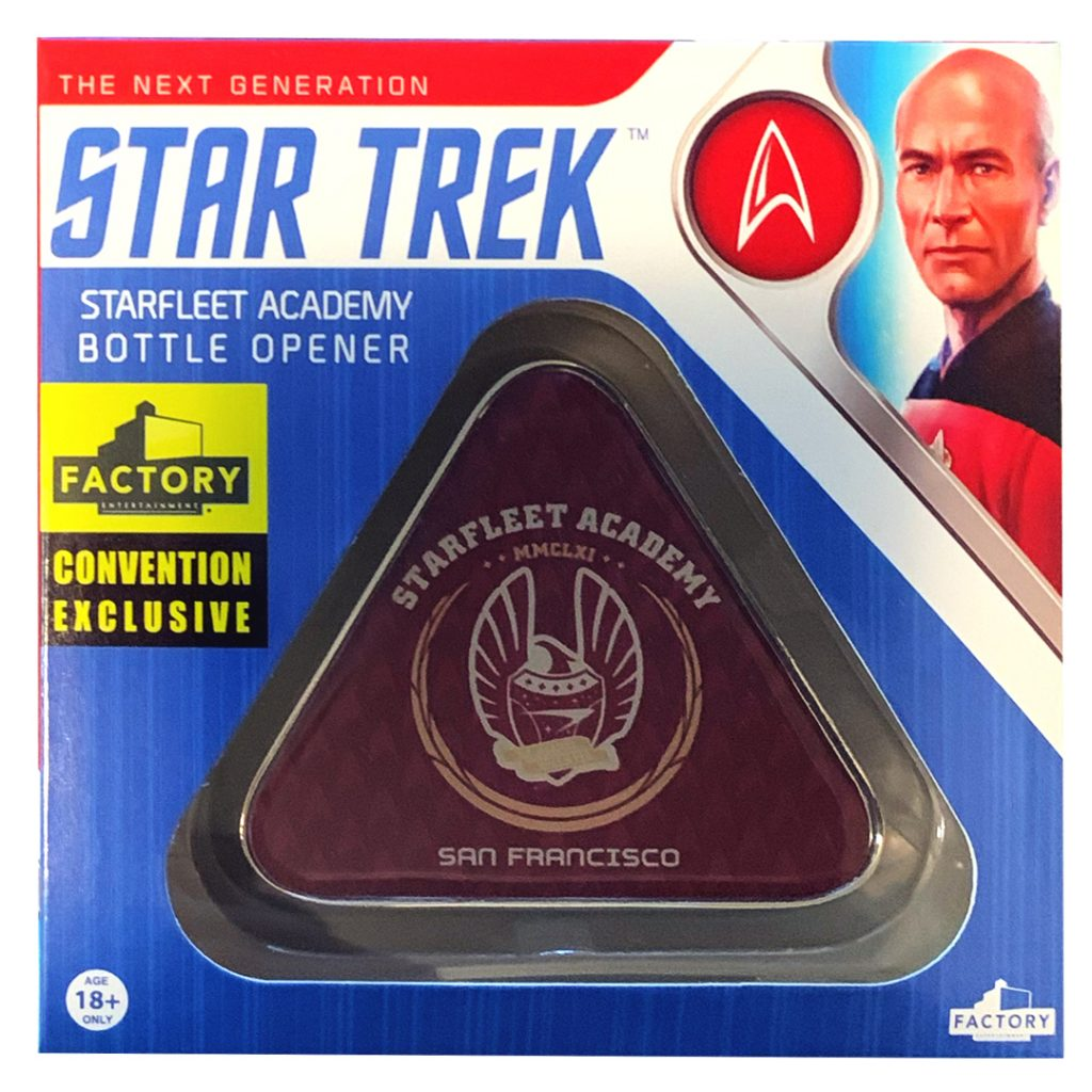 Star Trek Factory Entertainment exclusive